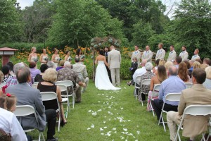 Take care of these 10 areas at your outdoor wedding for maximum enjoyment for your guests.