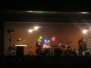 Northwest arkansas wedding venue, band