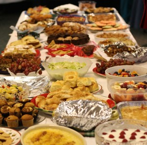 What food will you serve at your team offsite meeting?