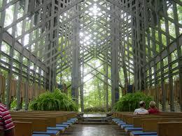 Mildred B. Cooper chapel in Bella Vista, AR.