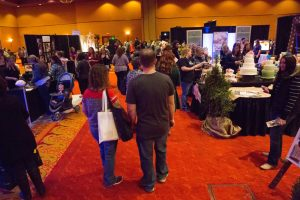 bridal fair for Northwest Arkansas weddings