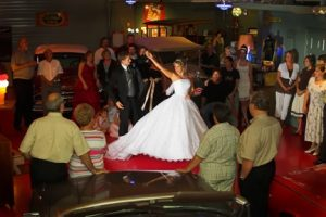 Finding your wedding venue can leave you feeling amazing!