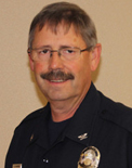 Ken Farmer, Police Chief, Bella Vista, AR