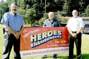 Heroes and Hamburgers